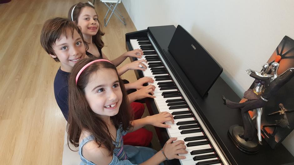 Renklerle Piyano